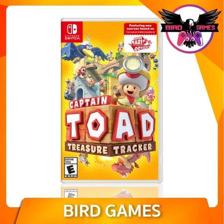 Captain Toad Treasure Tracker Nintendo Switch Game