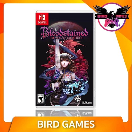 Bloodstained Ritual of the Night Nintendo Switch Game