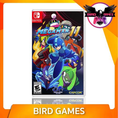 Megaman 11 Nintendo Switch Game