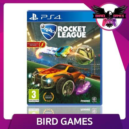Rocket League PS4 Game