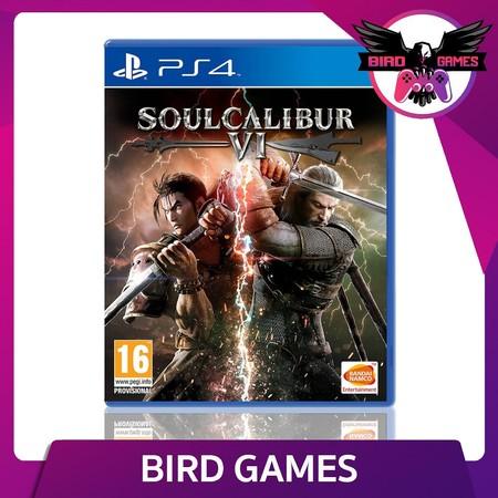 Soul Calibur 6 PS4 Game