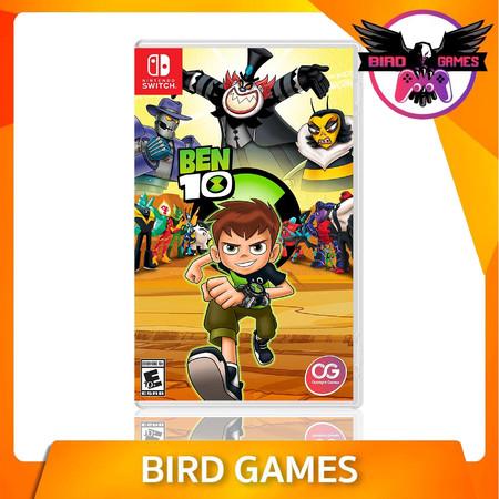 Ben 10 Nintendo Switch Game