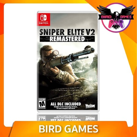 Sniper Elite V2 Remastered Nintendo Switch Game