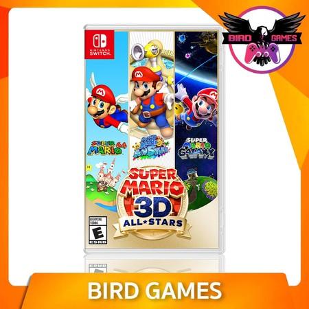 Super Mario 3D All-Stars Nintendo Switch Game