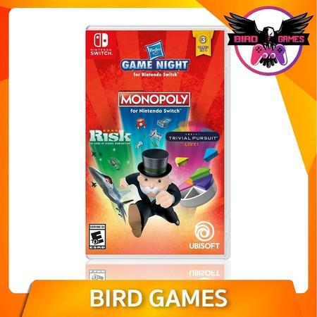 Monopoly Game Night Nintendo Switch Game