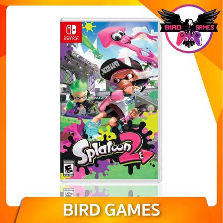 Splatoon 2 Nintendo Switch Game