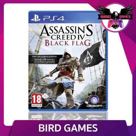 Assassin's Creed IV Black Flag PS4 Game