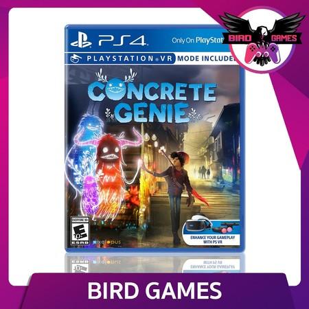Concrete Genie VR PS4 Game