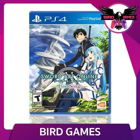 Sword Art Online Lost Song PS4 Game
