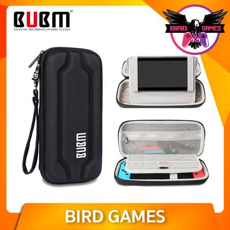 กระเป๋า Nintendo Switch ยี่ห้อ BUBM แบบตั้งเครื่องได้ เก็บตลับได้ 10 ตลับ
