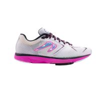 รองเท้าวิ่ง NEWTON RUNNING Wmn's Distance IX S - Stability Speed Trainer (WHITE/FUSCIA) P.O.P 1