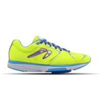 รองเท้าวิ่ง NEWTON RUNNING Wmn's Distance VIII S - Stability Speed Trainer (Yellow/Blue) P.O.P 1