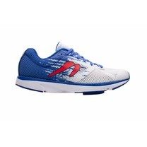 รองเท้าวิ่ง Newton running Distance 10 Men - Neutral Speed Trainer (BLUE/WHITE) P.O.P 1