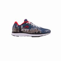 รองเท้าวิ่ง NEWTON RUNNING NYC 2019 Limited Edition(MIDNIGHT/GREY) P.O.P 3