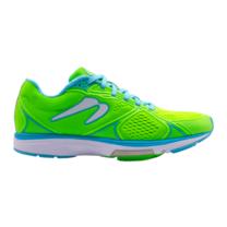รองเท้าวิ่ง NEWTON RUNNING Wmn's Fate V - Neutral Core Trainer (LIME/BLUE)  P.O.P 2