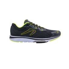 NEWTON RUNNING Men's Motion VIII B - Stability Mileage Trainer (CHARCOAL/CITRINE) P.O.P 1