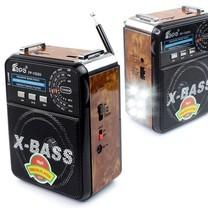 Telecorsa Fepe วิทยุ FM AM FP1323U คละสี รุ่น radio-bluetooth-usb-portable-fp-1322-00b-K3