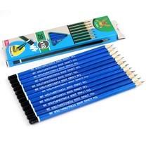 Telecorsa ดินสอเขียนแบบ 2B (กล่อง12แท่ง) รุ่น 12-pencils-2b-04a-Boss