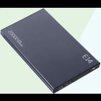 Eloop Powerbank E14 20000 mAh สีดำ / Black แถมซอง สายชาร์จ สินค้าส่งฟรี!