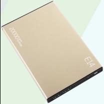Eloop Powerbank รุ่น E14 20000 mAh สีทอง / Gold แถมซอง สายชาร์จ สินค้าส่งฟรี!