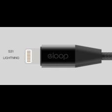 สาย Eloop S31 Lightning Data Cable