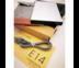 Eloop Powerbank E14 20000 mAh สีเงิน แถมซอง สายชาร์จ สินค้าส่งฟรี!