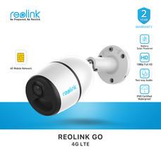 กล้องวงจรปิด Reolink GO 4G LTE Mobile 2mp (แบตเตอรี่ในตัว+สามารถใช้งานโซล่าได้) ของแท้แน่นอน 100% รับประกัน 2 ปี