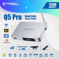 กล่องแอนดรอยด์ทีวี Himedia Q5 Pro HDR 4K Player Android 7 Smart Tv Box รองรับภาษาไทย