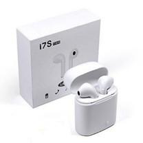 Ueelr shop หูฟัง I7S TWS รุ่นสองหู ซ้ายและขวา HBQ-I7S TWS หูฟังไร้สาย แบบ 2 ข้าง (ซ้าย-ขวา) รองรับ Bluetooth V4.2 + DER