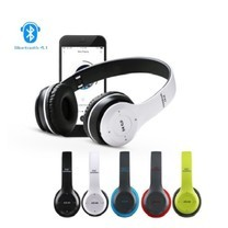 ueelr ของแท้ 100% หูฟังบลูทูธ P47 เสียงดี ►◄ Wireless Bluetooth Stereo Headset หูฟังบลูธูทไร้สาย