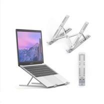 แท่นวางโน๊ตบุ๊ค ขาตั้งแล็ปท็อป ที่รองโน๊ตบุ๊ค แบบอลูมิเนียม สําหรับ สมุดบันทึก Laptop Ipad รุ่น P2