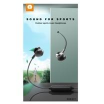 Ueelr shop WUW - R77 Earphone Bluetooth หูฟัง บลูทูธ ไร้สาย สปร์ต กันน้ำ ได้