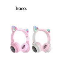 Hoco W27 หูฟังครอบหู แบบบลูทูธไร้สาย พร้อมไมโครโฟน Bluetooth V.5.0