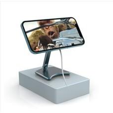 อุปกรณ์ขาตั้งอะลูมิเนียม สําหรับวาง Iphone 12Pro Magsafe