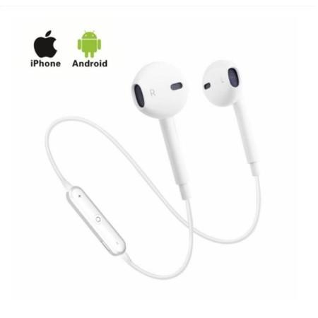 UEELR หูฟังไร้สายบลูทูธ Bluetooth 4.1 สเตอริโอกีฬา สำหรับ IPhone / Android รุ่น S6.