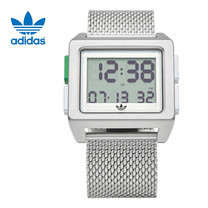 Adidas AD-Z013244-00 Archive M1 นาฬิกาข้อมือผู้ชาย สีเงิน