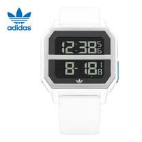 Adidas AD-Z163273-00 Archive R2 นาฬิกาข้อมือผู้ชายและผู้หญิง สีขาว