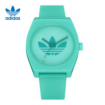 Adidas AD-Z103267-00 Process SP1 นาฬิกาข้อมือผู้ชายและผู้หญิง สีเขียวพาสเทล