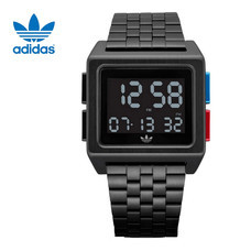 Adidas AD-Z013042-00 Archive M1 นาฬิกาข้อมือผู้ชาย สีดำ