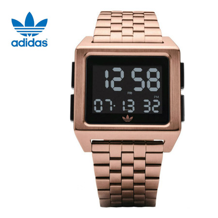 Adidas AD-Z011098-00 Archive M1 นาฬิกาข้อมือผู้ชาย สีโรสโกลด์