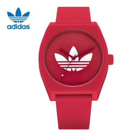 Adidas AD-Z103262-00 Process SP1 นาฬิกาข้อมือผู้ชายและผู้หญิง สีแดง