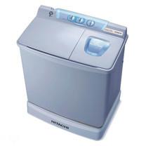 Hitachi เครื่องซักผ้าแบบ 2 ถัง รุ่น PS-100LJB