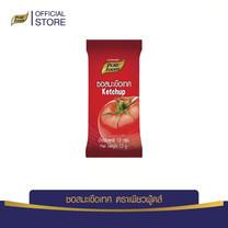 Pure Foods ซอสมะเขือเทศ 12 กรัม(10 ซอง)