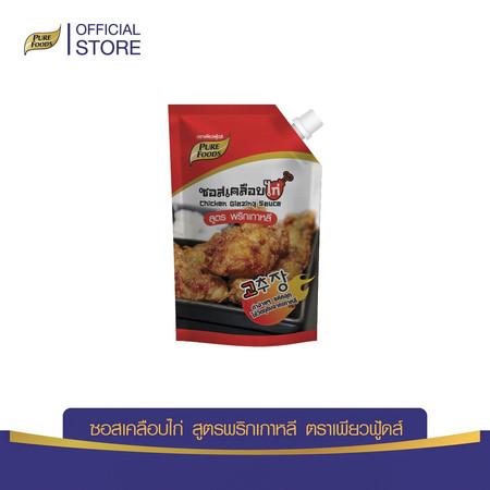 Pure Foods ซอสเคลือบไก่พริกเกาหลี(MR) 1000 กรัม