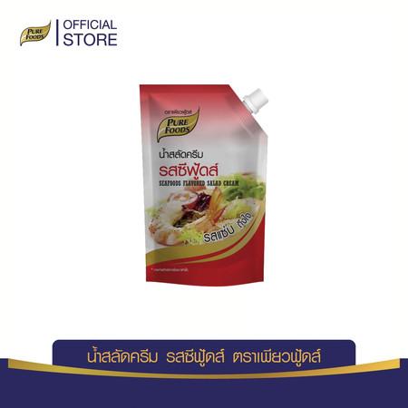 Pure Foods น้ำสลัดซีฟู้ด 920 กรัม