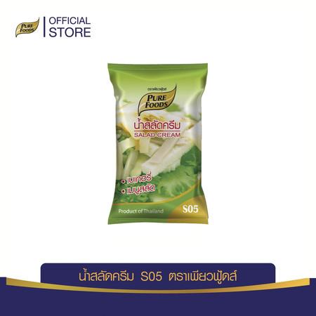 Pure Foods น้ำสลัดครีม S05 1000 กรัม