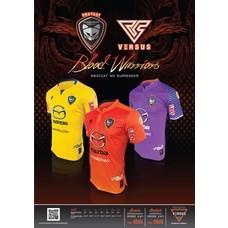 Versus เสื้อสโมสรนครราชสีมา2019 Swatcat เสื้อฟุตบอล ของแท้