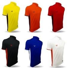 Versus เสื้อโปโล เสื้อกีฬา เสื้อทำงาน คอปก