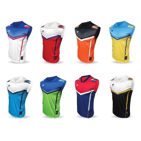 Versus เสื้อกีฬา เสื้อแขนกุด VA1103