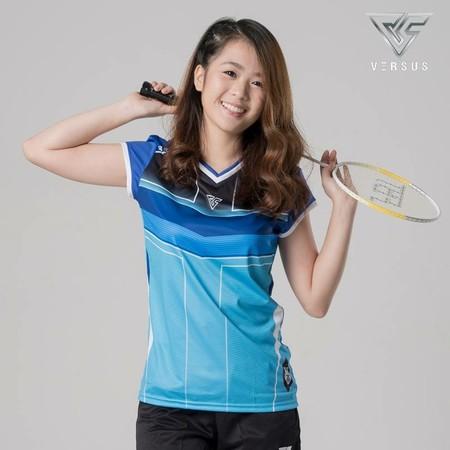 Versus เสื้อกีฬาผู้หญิง เสื้อวอลเลย์บอล